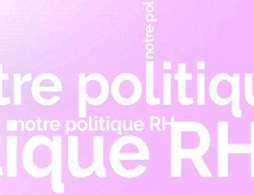 Notre politique RH
